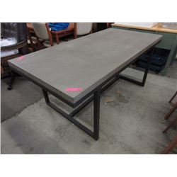 New LH Imports workshop table