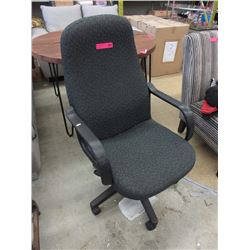 Hydraulic swivel office chair