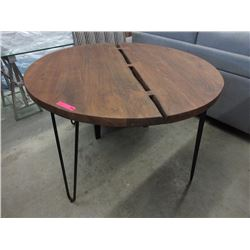 New LH Imports Organic Collection Bow Tie Table