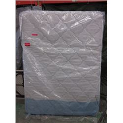 "New Serta Queen size 5"" mattress"