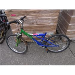 "18 Speed ""Royce Union"" mountain bike"