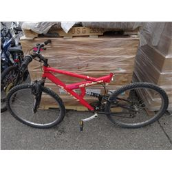 "21 Speed ""MT Robson"" mountain bike"