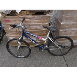 "18 Speed ""Infinity"" mountain bike"