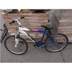 "21 Speed ""Revolution"" mountain bike"