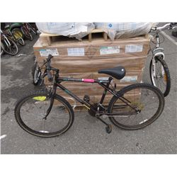 """18 Speed """"North Country"""" mountain bike"""