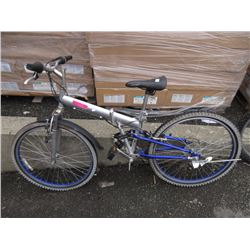 "21 Speed ""Mountain"" mountain bike"