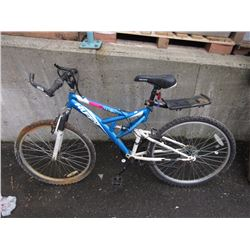 "18 Speed ""Huffy"" mountain bike"