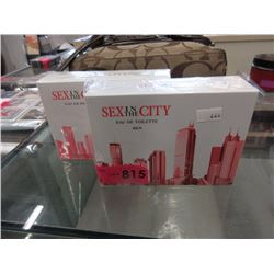 "2 New ""Sex In The City"" perfume sets"