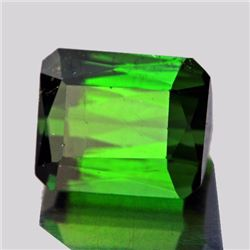Natural Neon Chrome Green Tourmaline 4.50 ct - Flawless