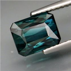 Natural Top Blue Tourmaline 2.10 Cts