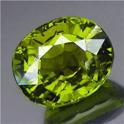 Natural Rare Chrome Tourmaline 3.03 cts - VS