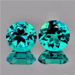 Natural Paraiba Green Blue Apatite (Flawless/VVS1)