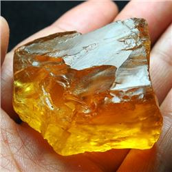 Natural Citrine Gemstone Rough 390.22 carats