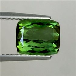 Natural Green Tourmaline 2.55 Carats - VVS