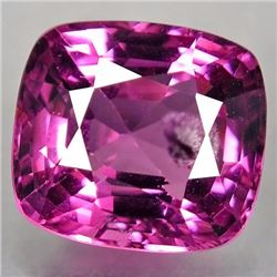 Natural Pink Cushion Spinel 2.65 Carats