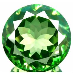 Natural Rare Green Topaz 16.23 Carats -VVS