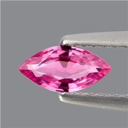 Natural Marquise Pink Sapphire 0.50 Carats - VVS