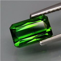 Natural Top Green Tourmaline 1.40 Carats