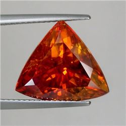 Natural Stunning Orange Spahlerite 10.42 Carats