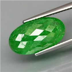 Natural Tsavorite Garnet 6.94 Carats - no Treatment