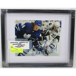 MIKHAIL GRABOVSKI  GUARANTEED AUTHENTIC AUTOGRAPH