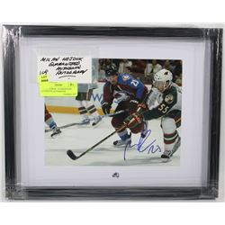 MILAN HEJDUK   GUARANTEED AUTHENTIC AUTOGRAPH