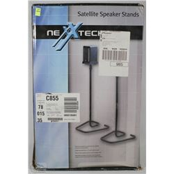 NEXTECH SATELLITE SPEAKER STANDS