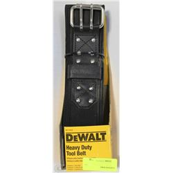 DEWALT HEAVY DUTY TOOL BELT