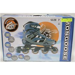 MONGOOSE SIZE 7 ROLLERBLADES