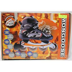 MONGOOSE SIZE 11 ROLLERBLADES