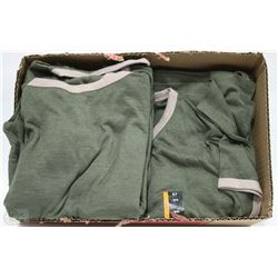 BOX OF BOYS SIZE SMALL AND MEDIUM T-SHIRTS