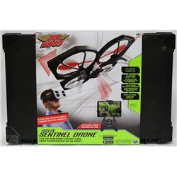 AIR HOGS HELIX SENTINEL DRONE LIVE HD STREAMING