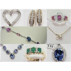 FEATURE LOTS 326-350 JEWELLERY