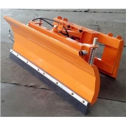 FEATURE LOT 406 SKID STEER SNOW BLADE