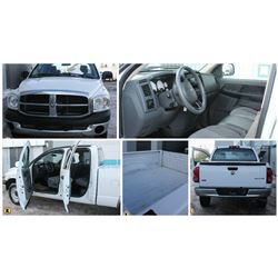 FEATURE LOT 425 2007 DODGE 1500 QUAD CAB 4 X 4