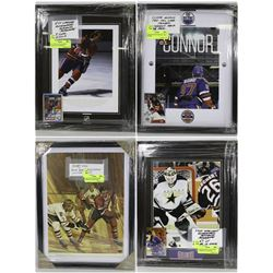 FEATURE LOTS 744-753 HOCKEY MEMORABILIA