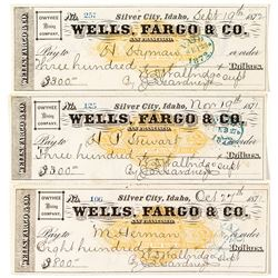 Wells, Fargo & Co. Checks