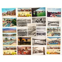 Hot Springs in the Desert Postcards