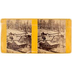 Historic Stereoview