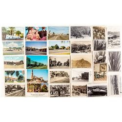 Indio, The Date Capitol, 28 Postcards
