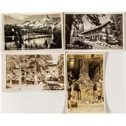 Mammoth Lakes Real Photo Postcards