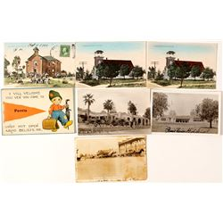 Perris, California Postcard Collection