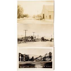 Real Photo Postcards of San Jacinto