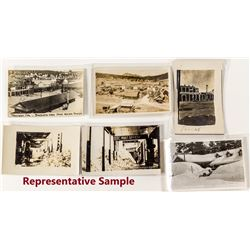 Truckee Real Photo Postcards