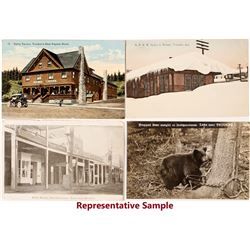 Truckee. California Postcard Collection (2)