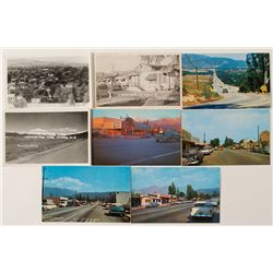 Postcard Collection; Yucaipa