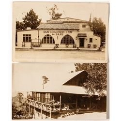 Skyland Inn/ San Gorgonio Inn Postcards