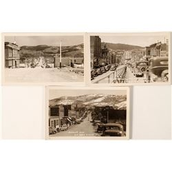 3 Street Views of Cripple Creek