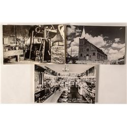 Cripple Creek Real Photo Postcards by Sanborn