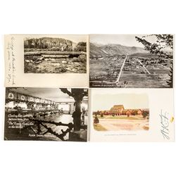 Yellowstone and Jackson Hole Postcards